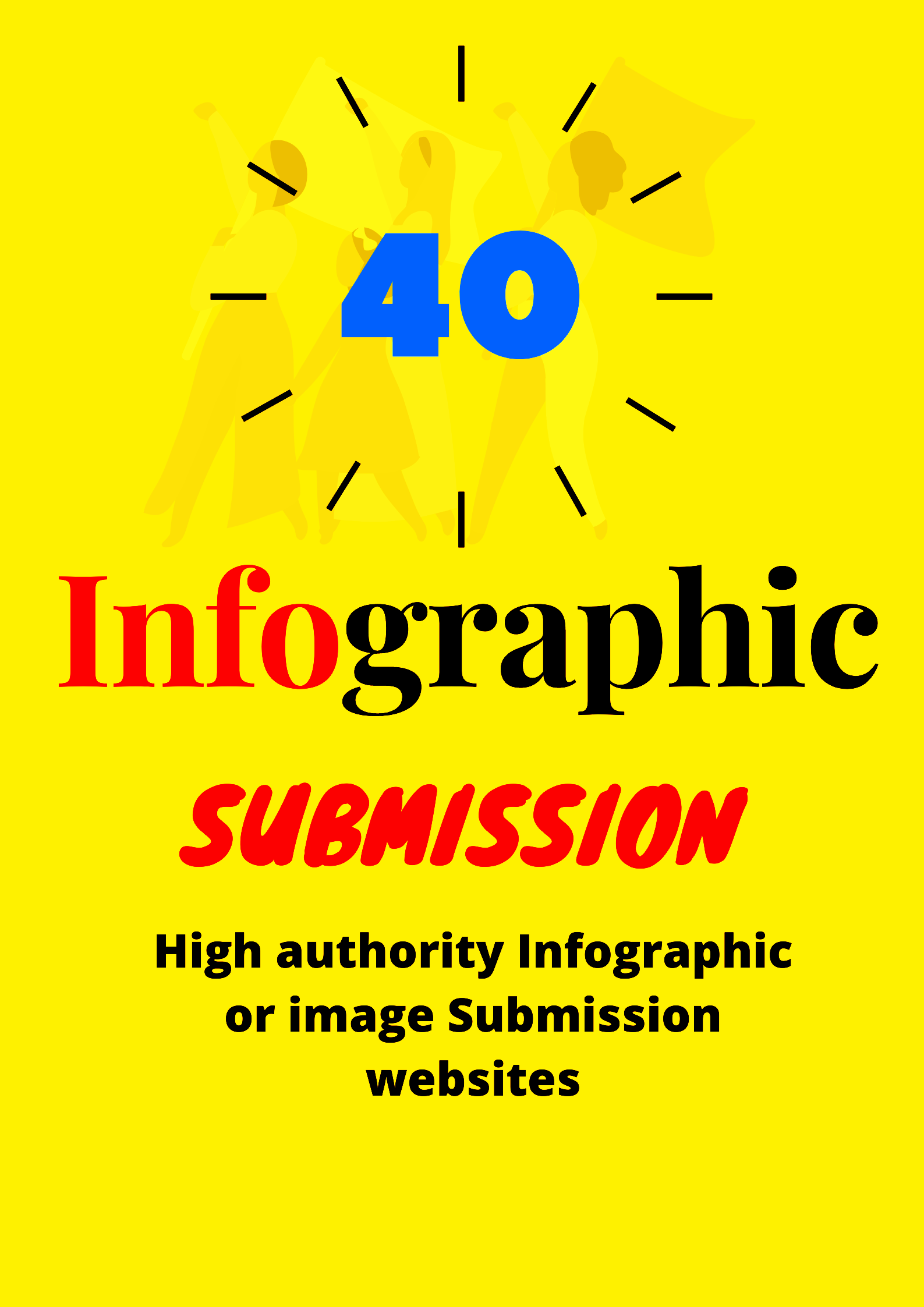 I will submit your Infographic or image in high DA/PA websites.
