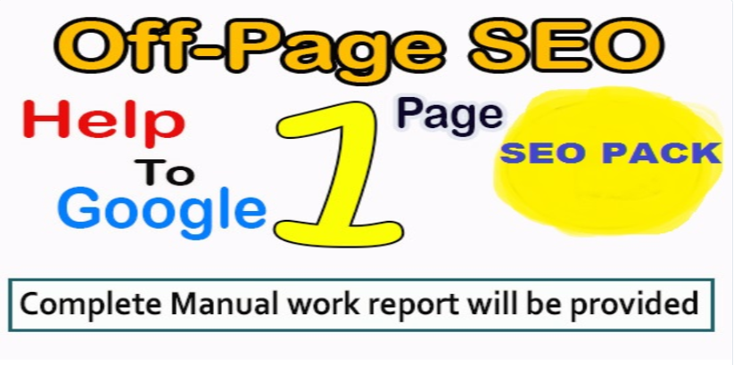 N0. #01 Google Ranking -SEO Backlinks PACKAGE- Only trusted links used for best search ranking