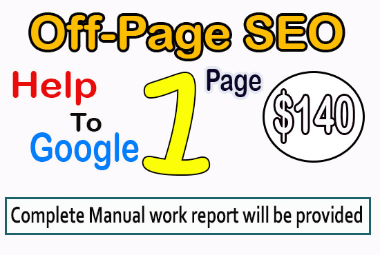Push your site towards Google 1st page with latest backlink SEO 2020 package