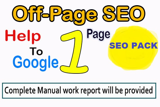 TOP N0. 01 Google Ranking -SEO Backlinks PACKAGE- Only trusted links used for best search ranking