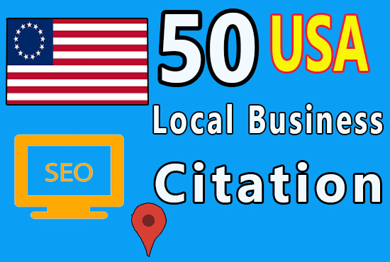 Offer - Local SEO by Manual 50 Google Map Citations a best way to Boost your local Business