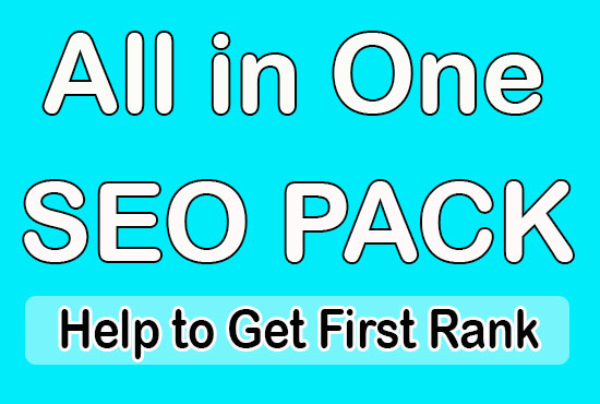 All in one SEO campaign for your site to get high Google ranking from Full link wheel campaign