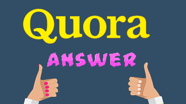 I will Promote your website 50 high-quality Quora Answer