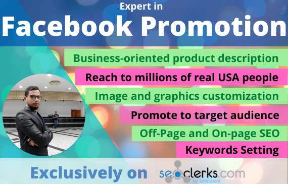 I will post daily to millions of people and manage your business page