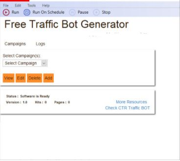 Traffic Bot Generator high-quality organic traffic