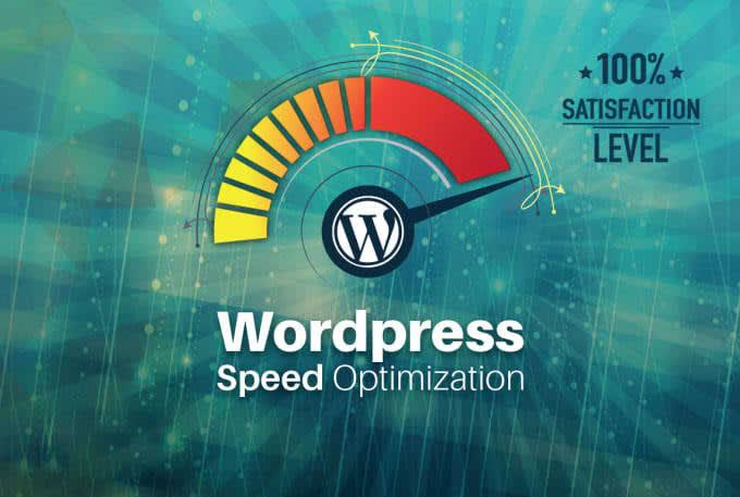 I will optimize wordpress speed to boost SEO rankings