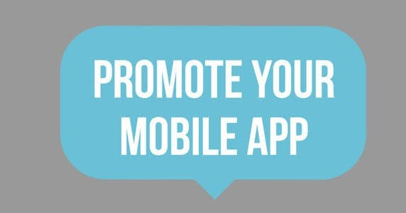 I will promote your Android/IOS Mobile App.