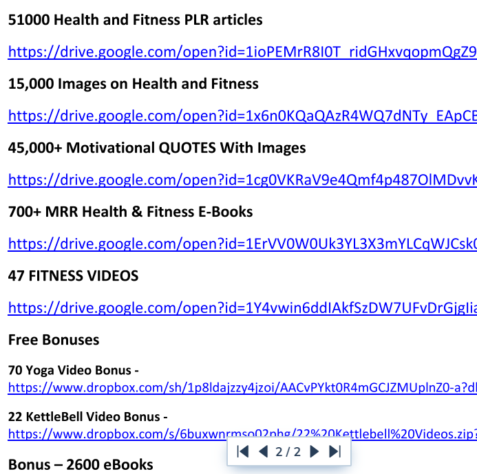 51000 health fitness ,weight loss, diet, beauty plr articles with bonus