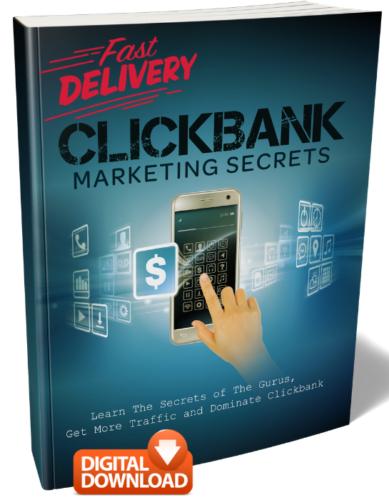 Make Money Clickbank Marketing Secrets & Affiliate Resale Rights + Bonus