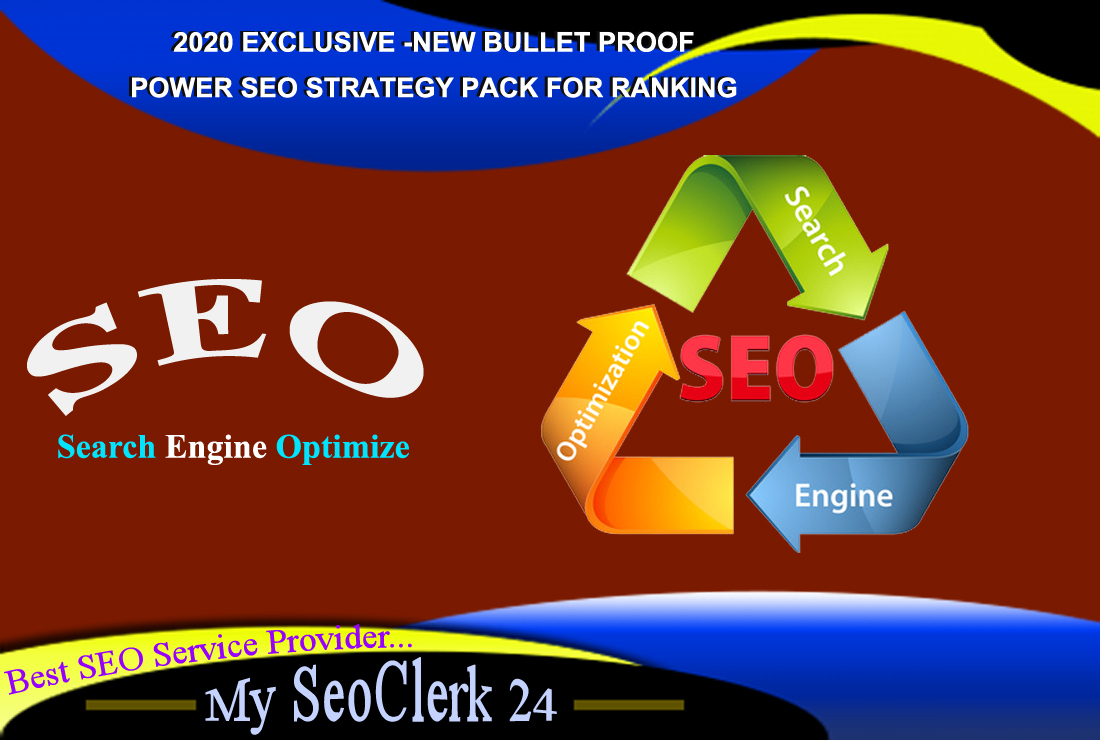 2020 EXCLUSIVE -NEW BULLET PROOF POWER SEO STRATEGY PACK FOR RANKING