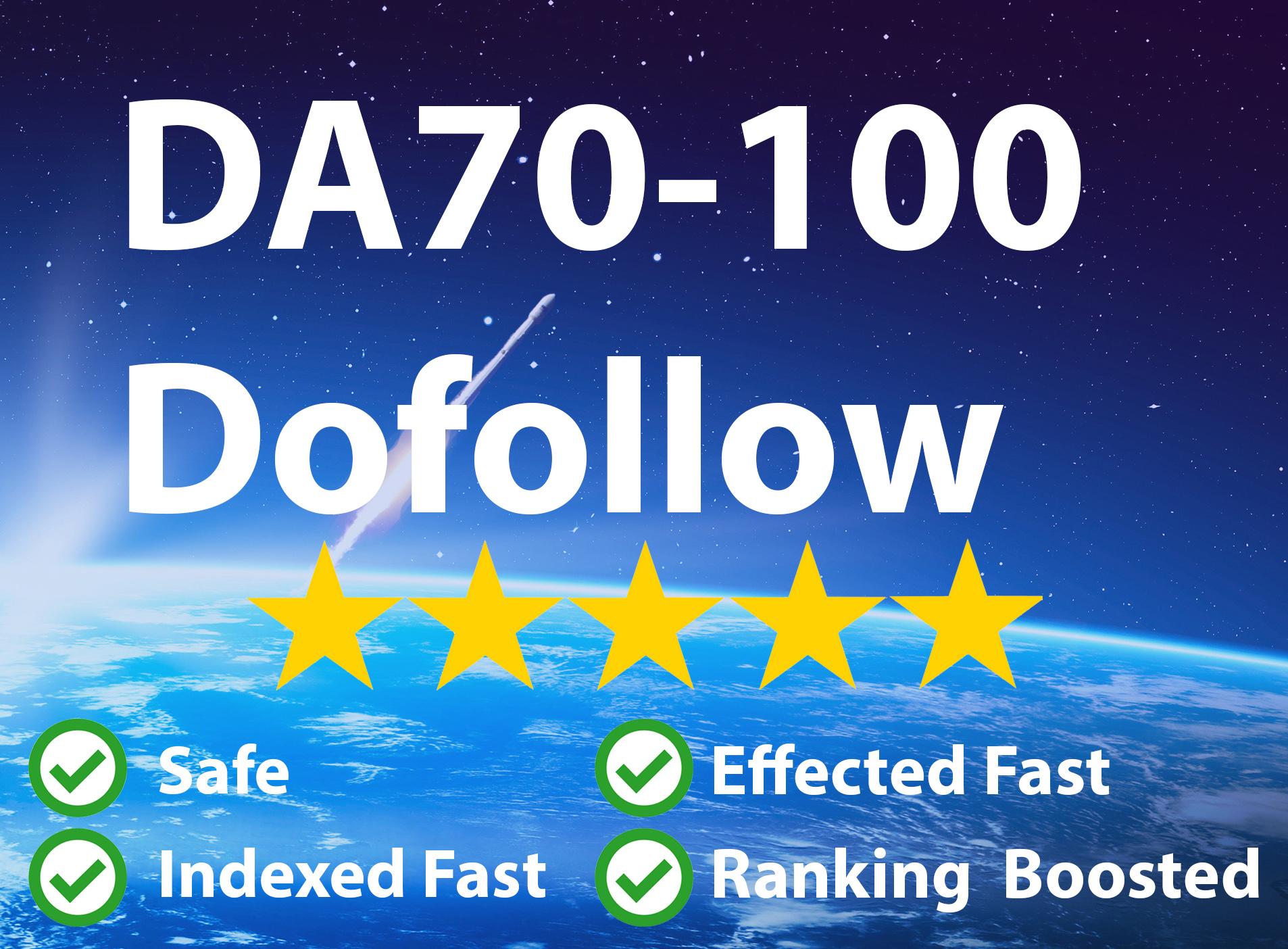 PR9-DA70+ Permanent Dofollow Backlink