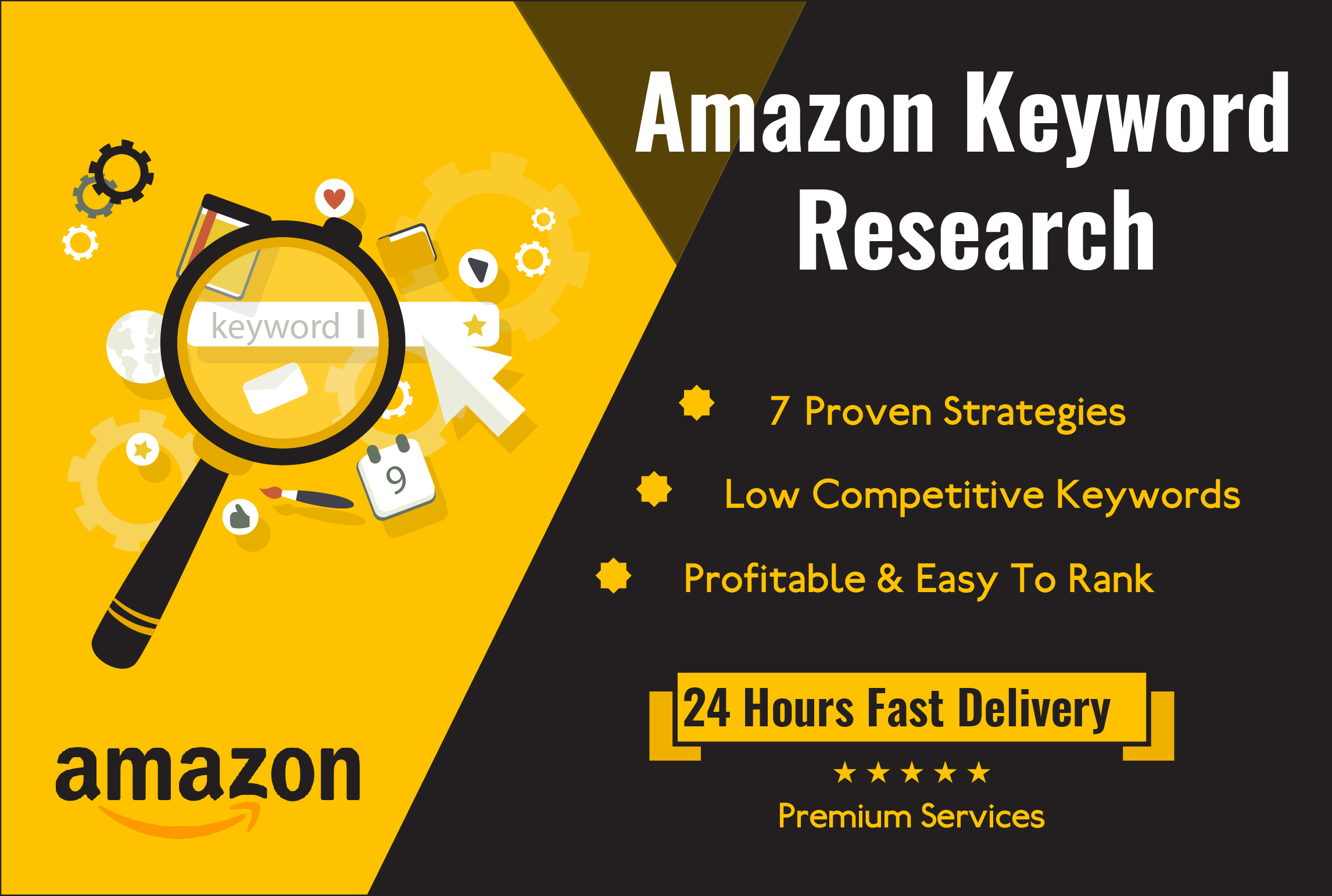 Advanced Amazon Keyword Research