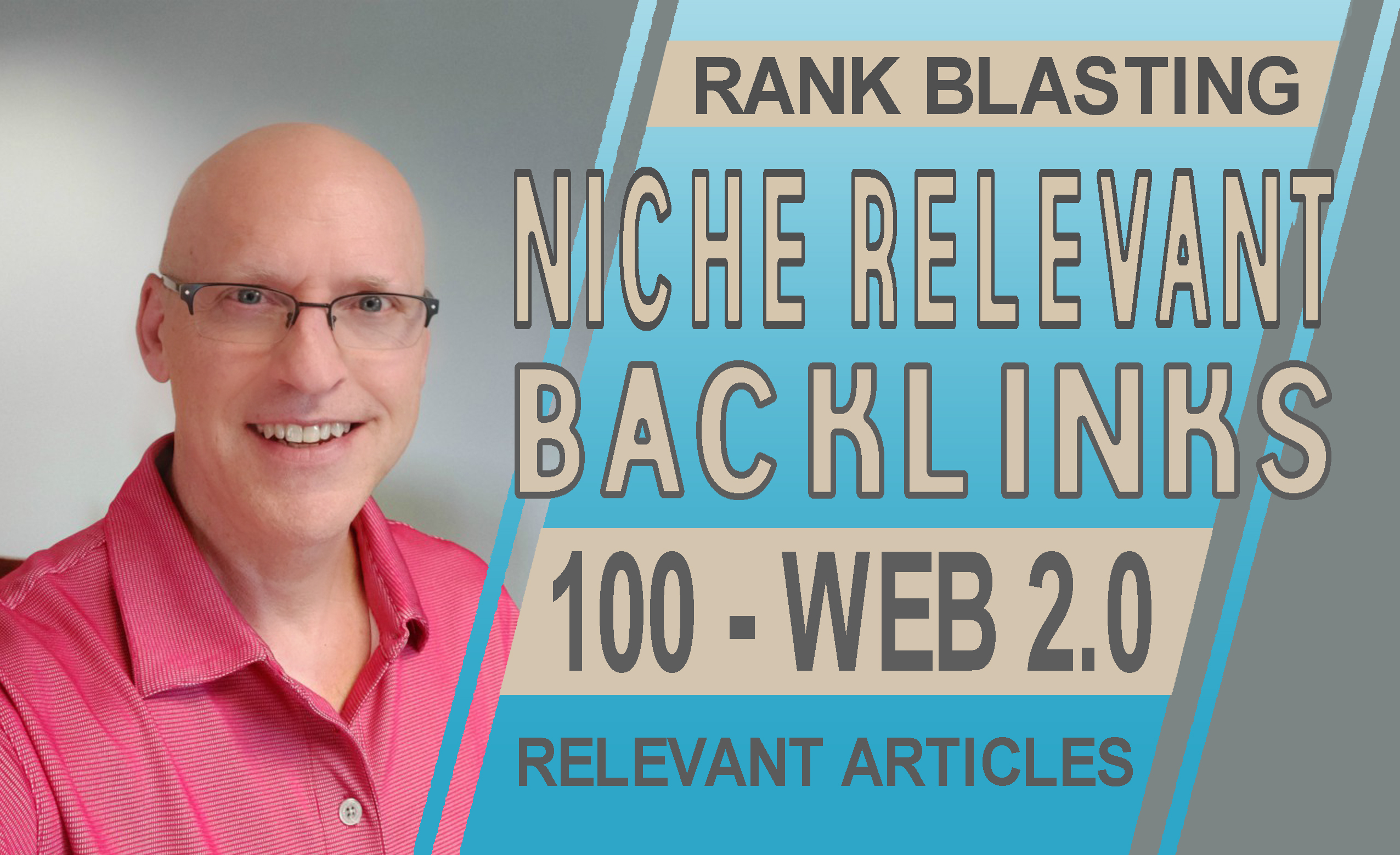 50 Niche-Relevant Backlinks with Niche Articles