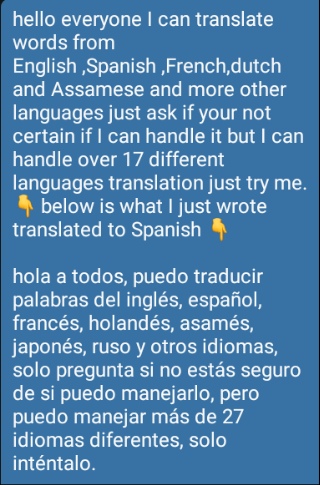 Need translation help I can be your guide to knowing other languages