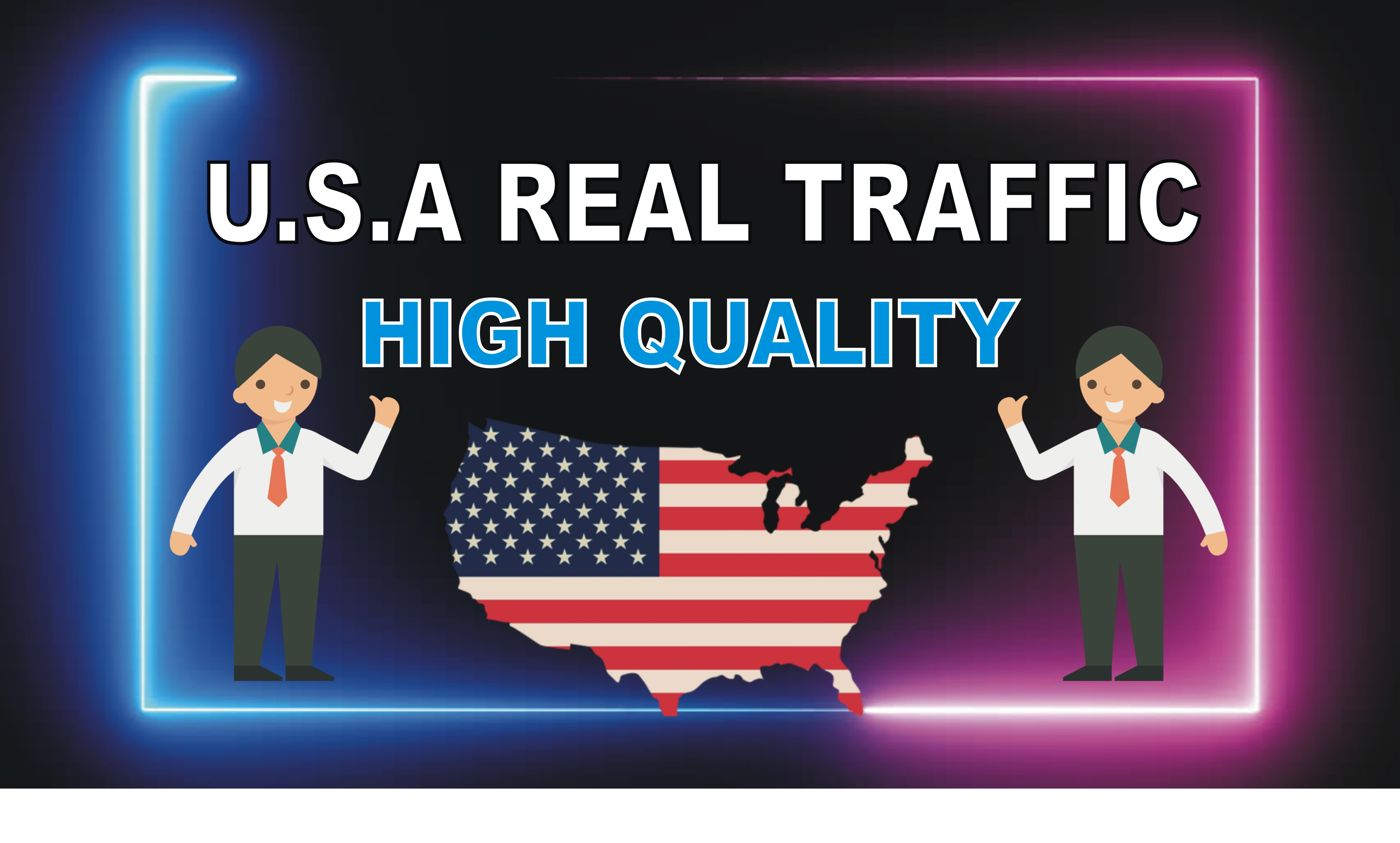 keyword target UNLIMITED website traffic for 6 months with low bounce rate