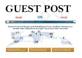 publish your guest post on apsense. com