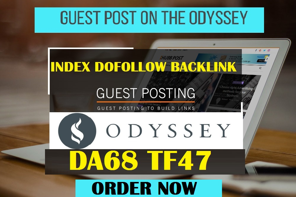 Publish guest post on theodysseyonline