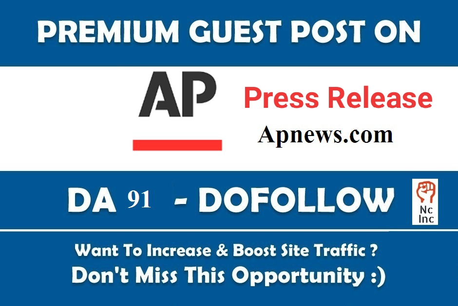 Guest Post in Apnews. com Press Release Post