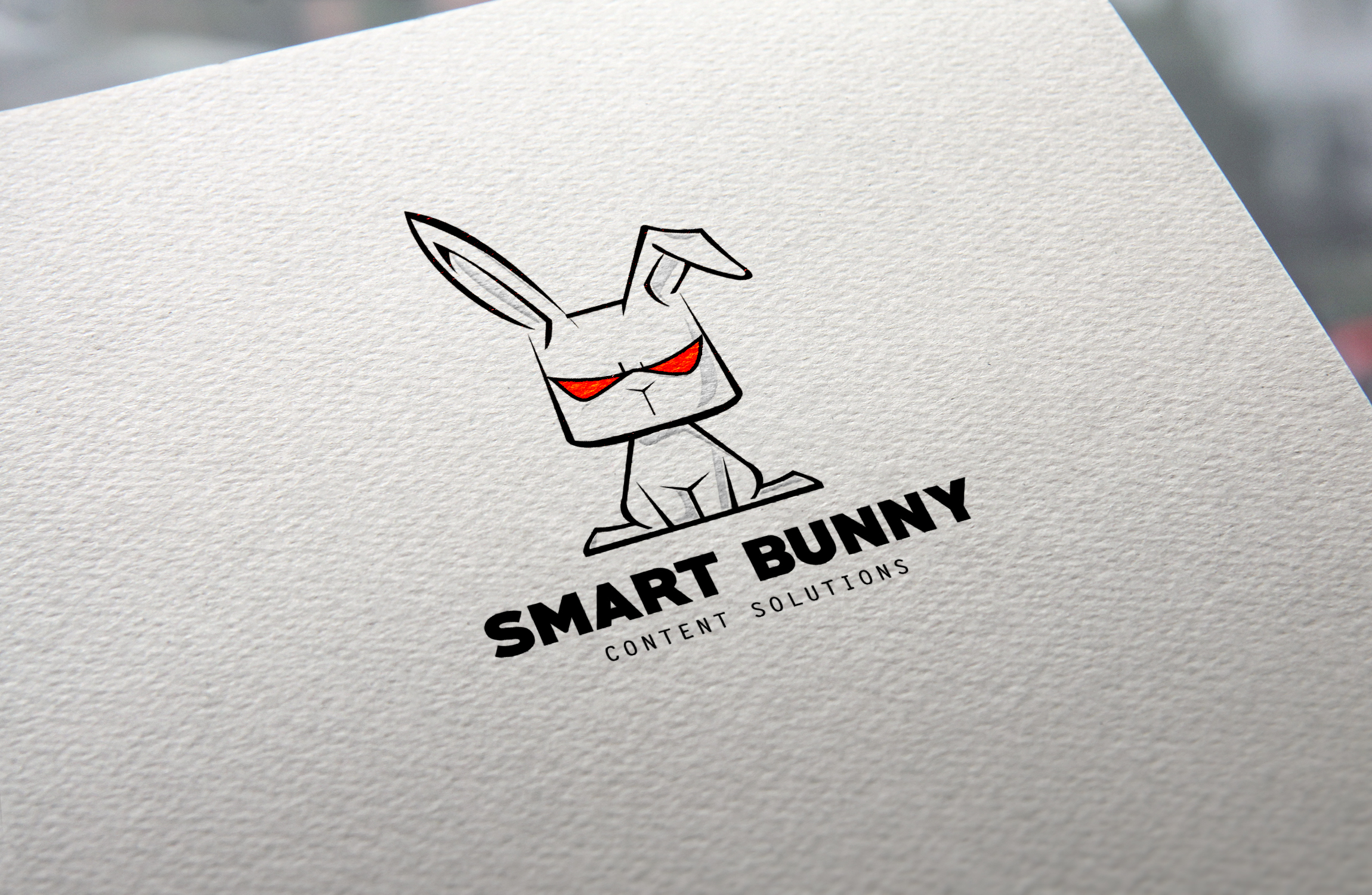 I will do nice logo with an animal shape for your business