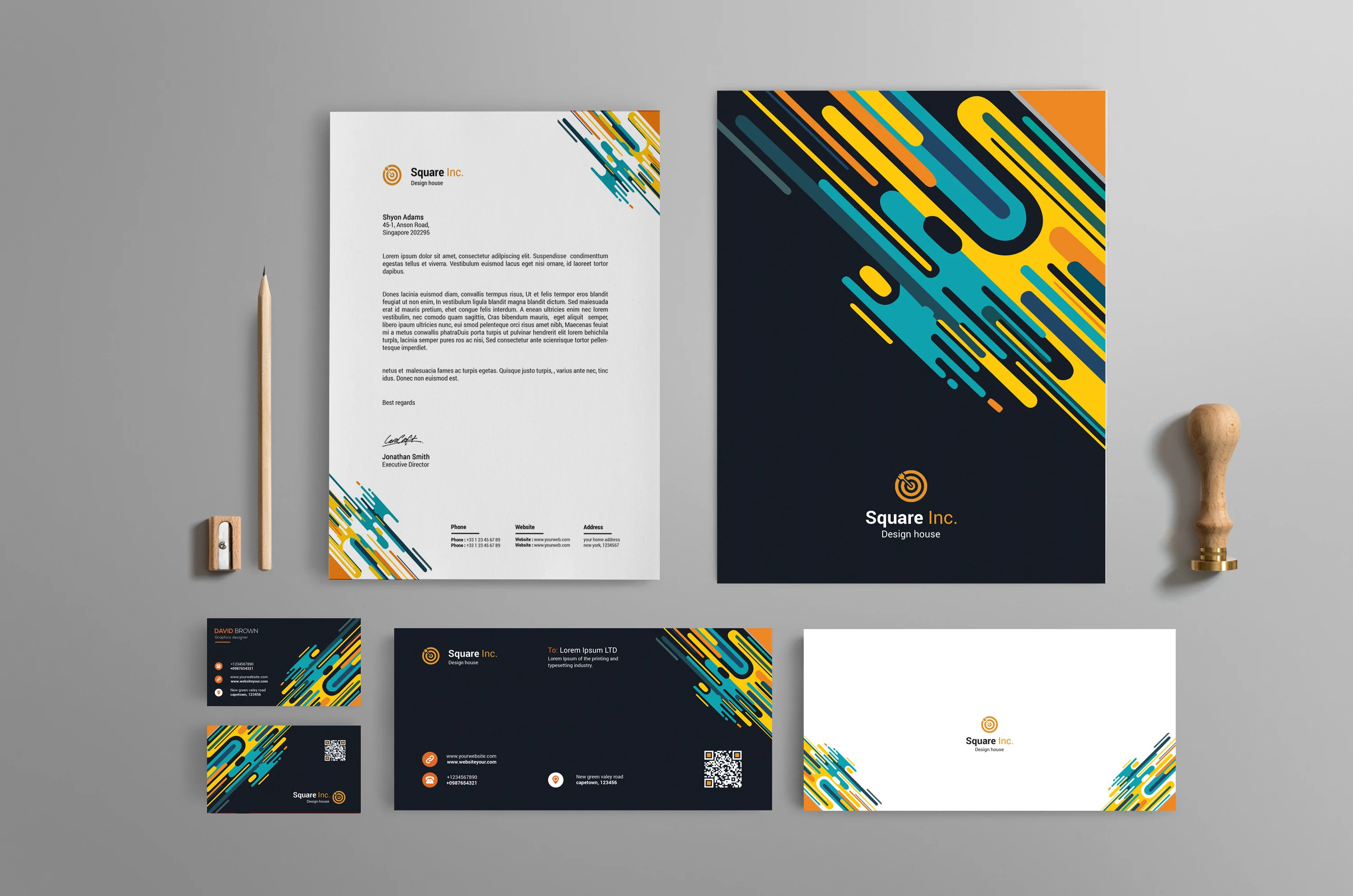 I'll Design Professional Luxury Business Card