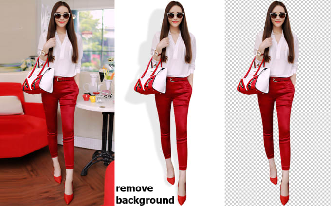 Editing & Background Removal Of Images IN 24 Hours