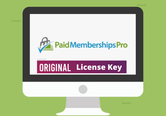 Install and activate Paid membership pro plugin on your website