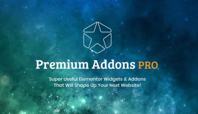 Install lifetime updatable premium addons pro for elementor