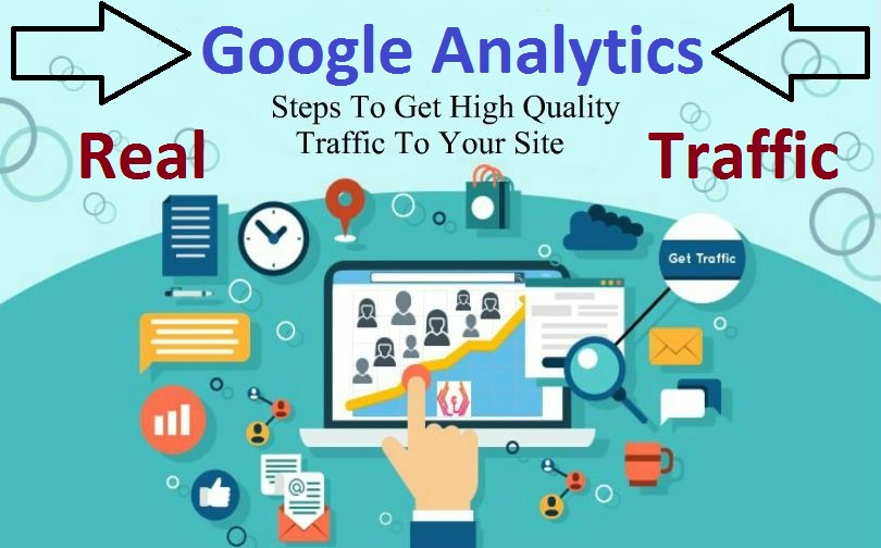 SKYROCKET 20,000 Website Worldwide Google Analytics Traffic Marketing Instagram, FaceBook Traffic