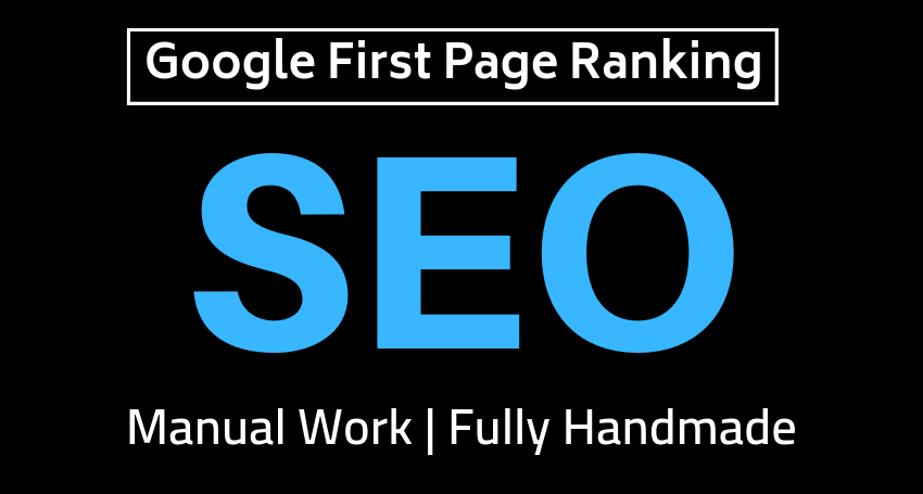Google Top Ranking - High Quality SEO Backlinks For Google First Page