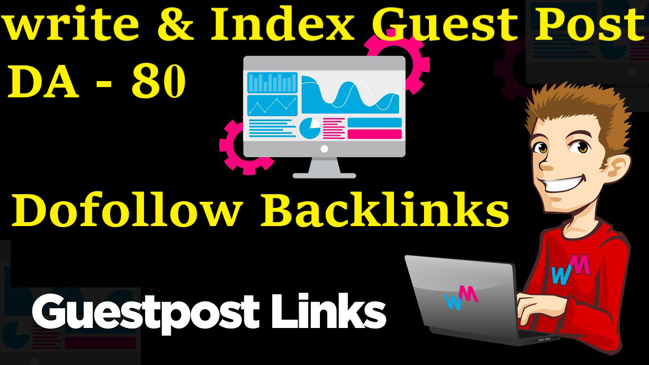 I will Write $ Published Article with Dofollow Backlink