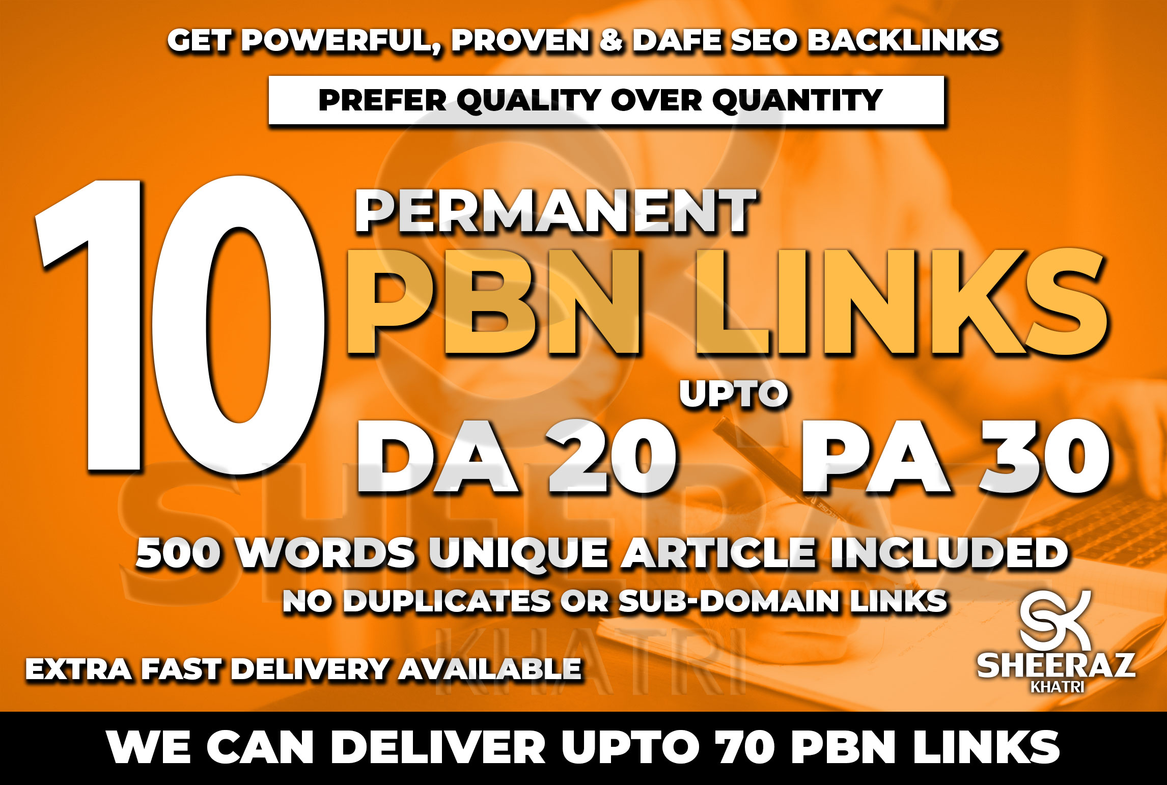 10 Dofollow & Homepage PBN Backlinks - DA PA TF CF UPTO 20 Plus