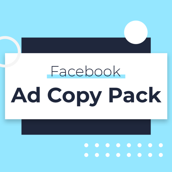 We Write Facebook Ad Copy That Sells
