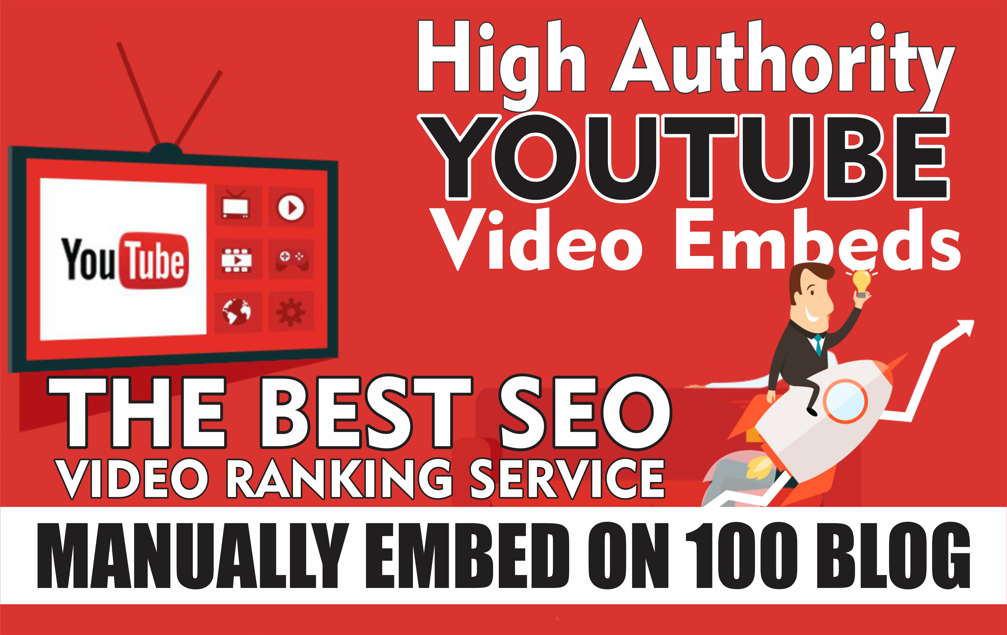 Manually Embed And Share Your Youtube Video On 100 Blog