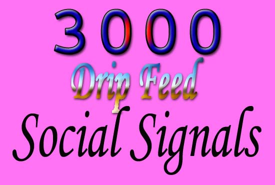 perfectly provide real and best 300 SEO social signals