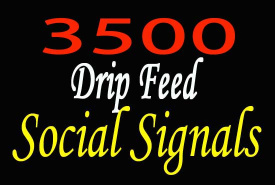 provide 250 real and manual SEO social signals