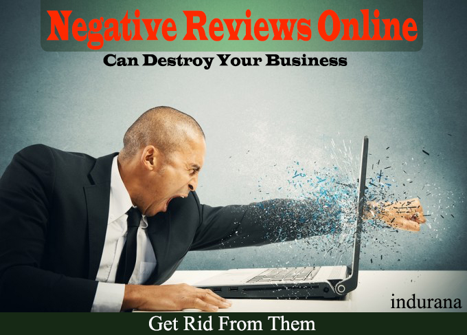 I will Push Down Negative Link in Google