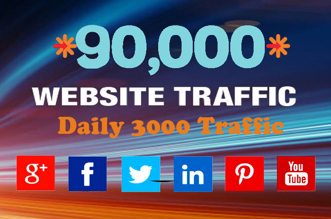 Get Real USA Based Web Traffic / visitors to your website