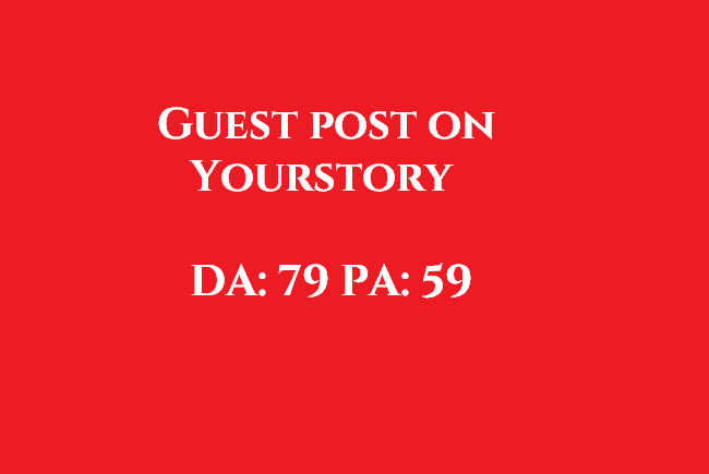 I will publish guest post on yourstory