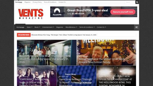 Publish Guest post on Premium site ventsmagazine. com DA60 PA50