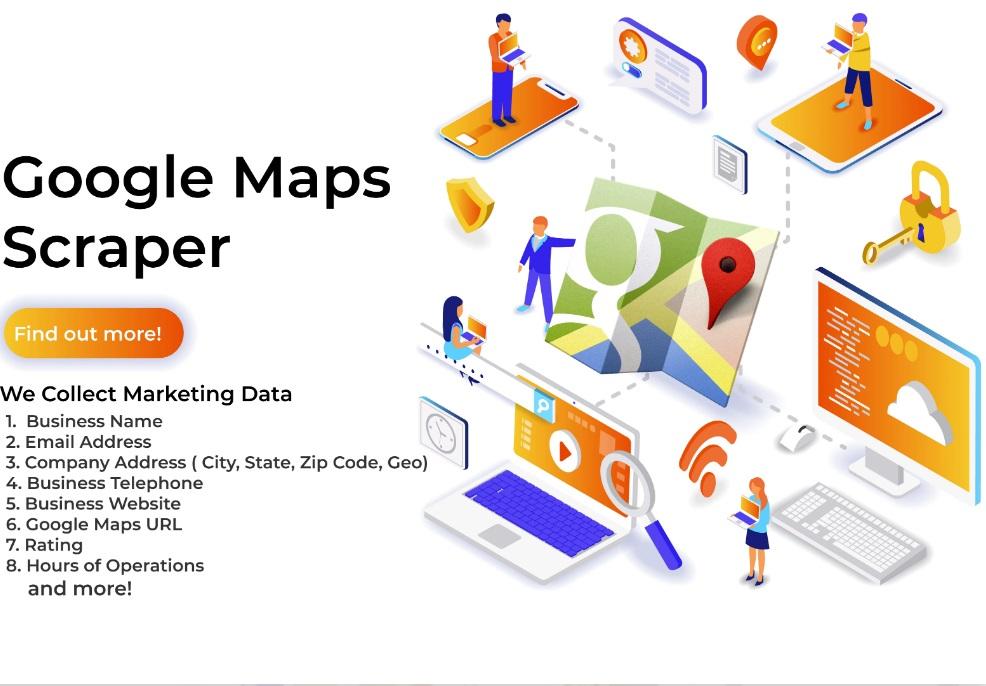 Google Maps Email Scraper - ▷ ▷ PowerMall