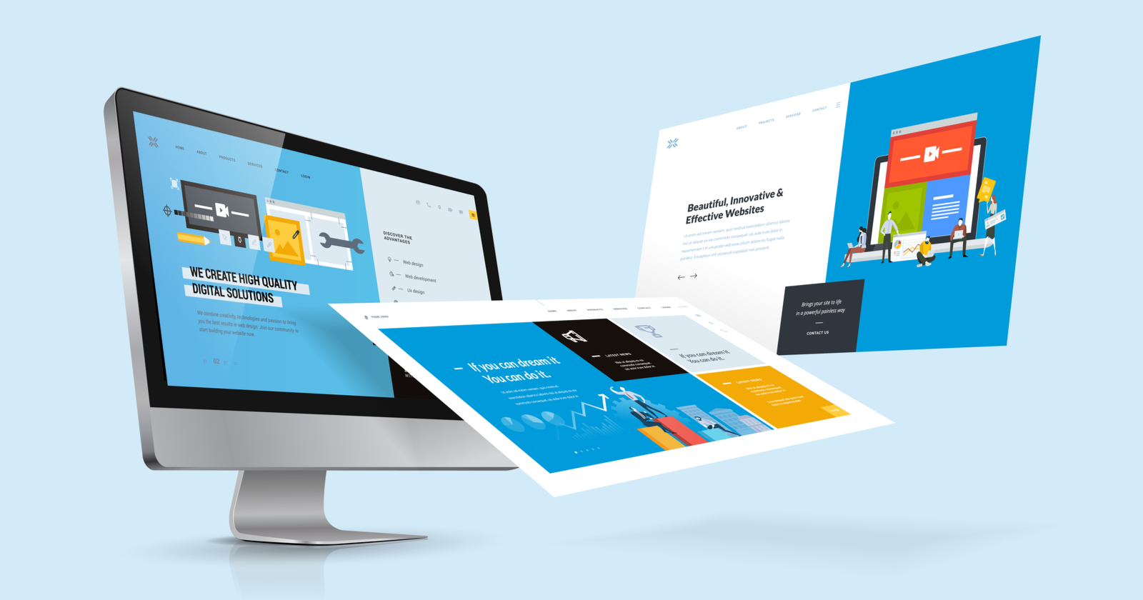 Landing Page WordPress.