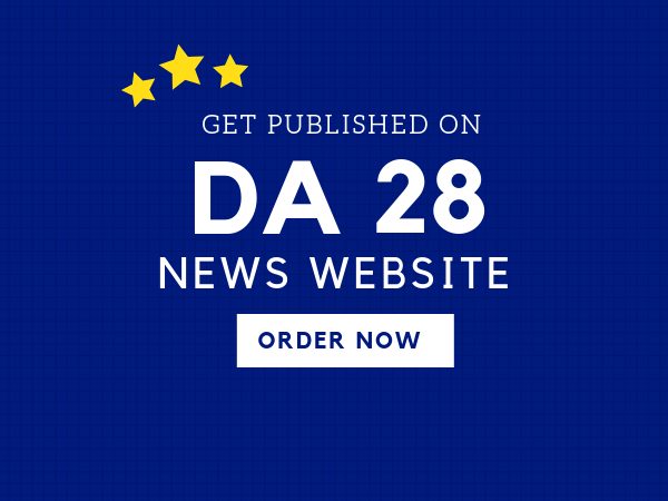 Publish Guest Post on My Da 28 News Website