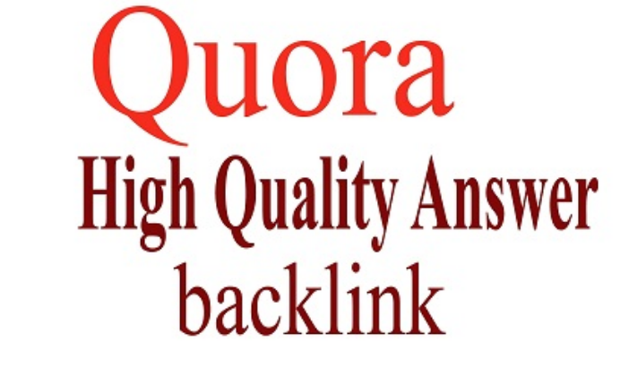 Niche relevent 18 Quora Answers for targeted traffic