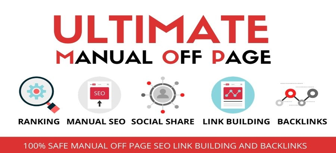 Ultimate Manual Off page seo strategy Link building,  backlinks