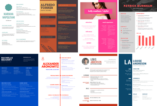 design 5 professional cv resume more than 100 cvs available
