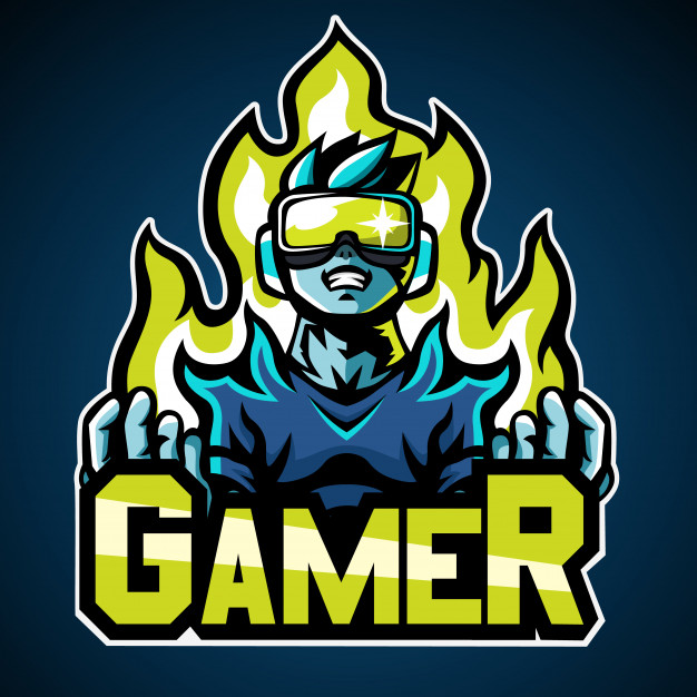 Design Awesome Mascot Logo For Channel, Stream, Brand or Business