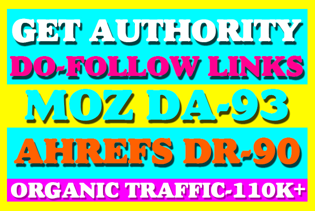 I will Provide you High Authority Guest Posting Backlinks from DA 93 Site