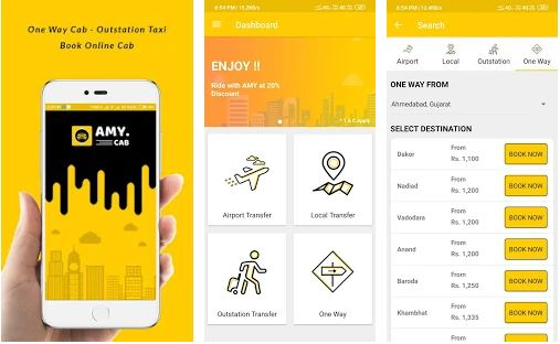 I will design and develop taxi booking app like uber,  gojeng