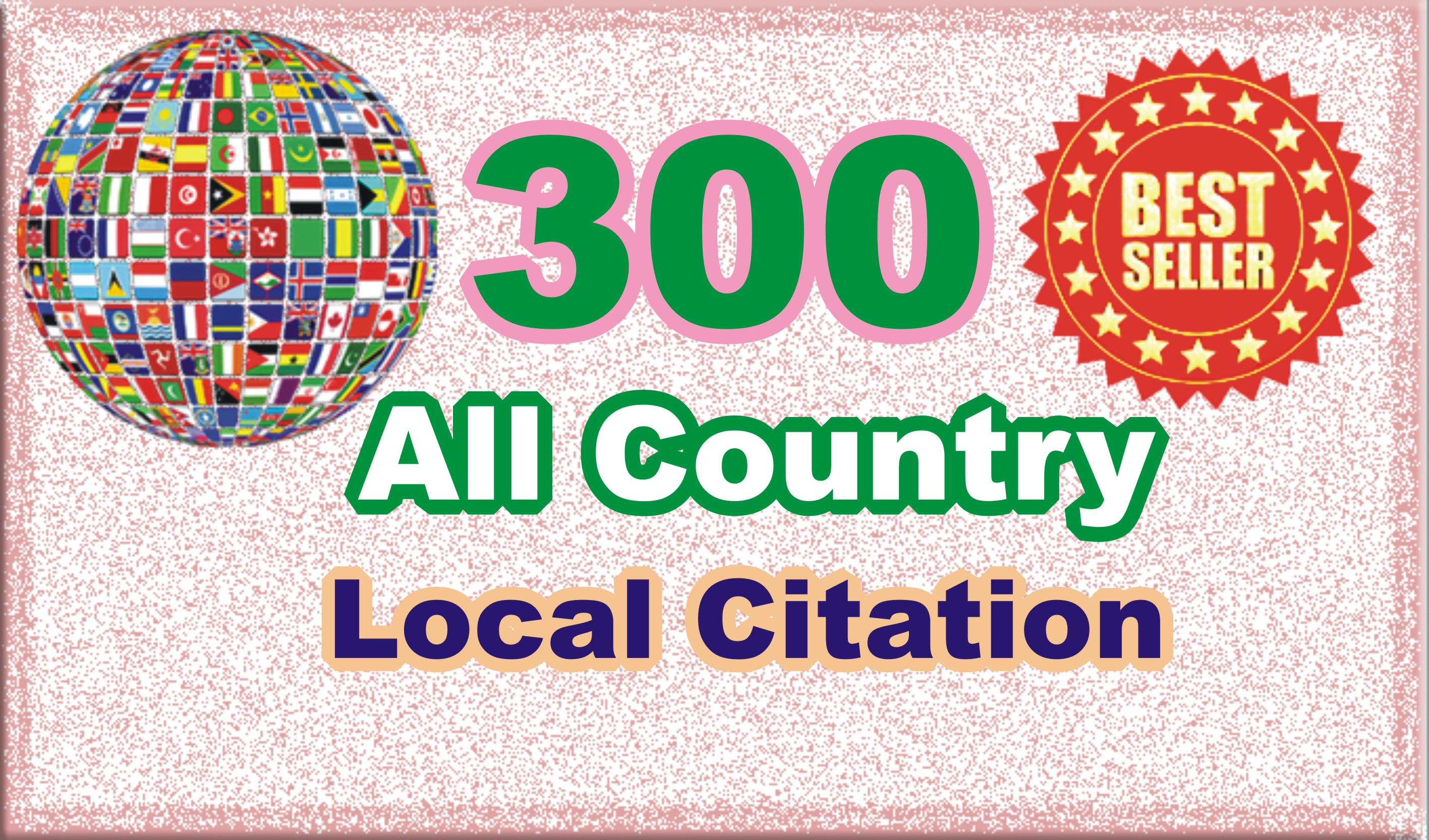I will do special 120 live citations for any country