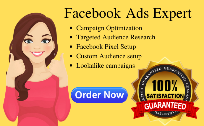 I will set up highly responsive professional facebook ads